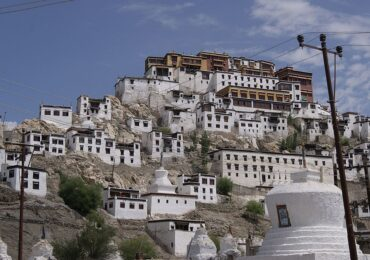 Thikse Monastery_Front