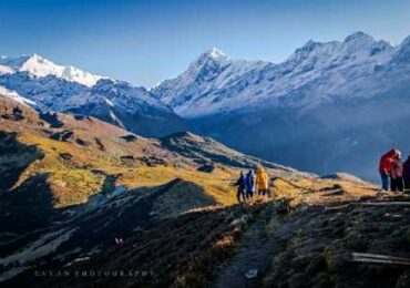 sikkim trek