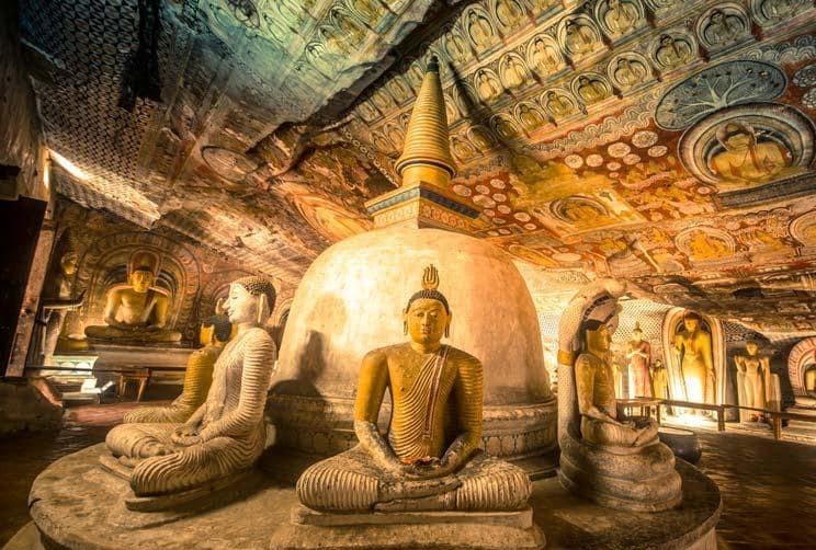 Dambulla-temple