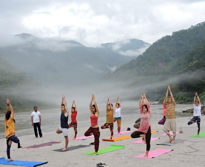 Yoga - Rishikesh