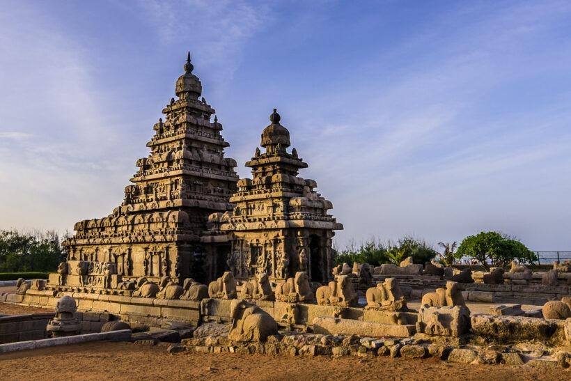 Shore Temple , Mahabalipuram