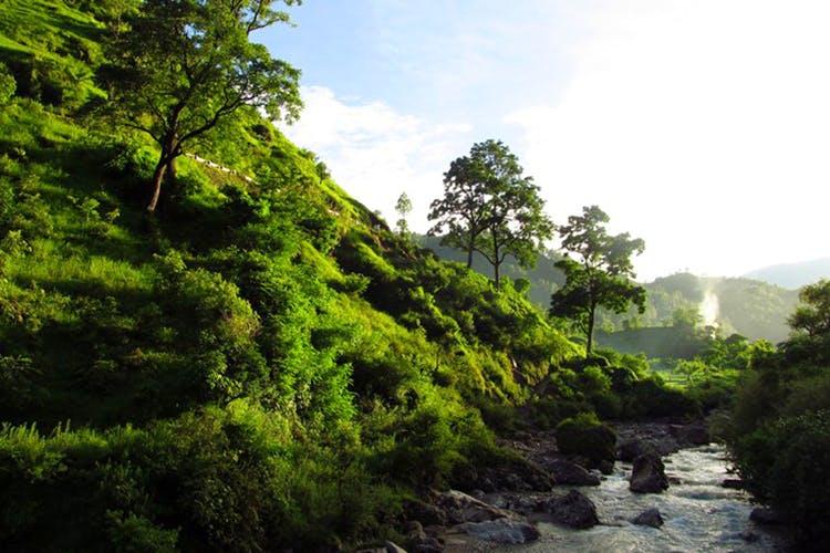 Binsar Valley