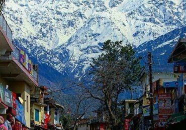 Dharamshala mountains
