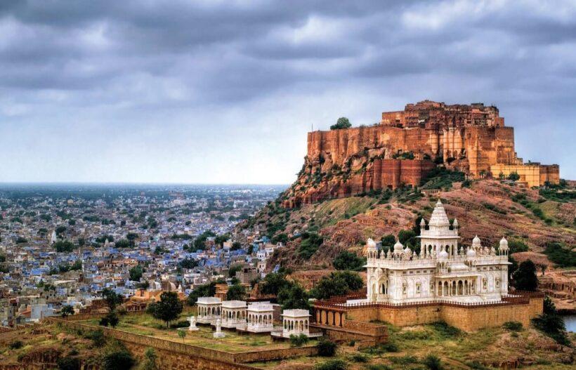 Mehrangarh-Fort-Jodhpur-Rajasthan