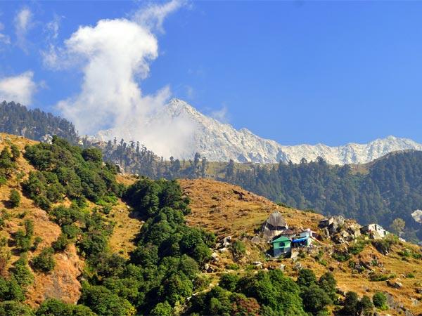 dharamshala trek