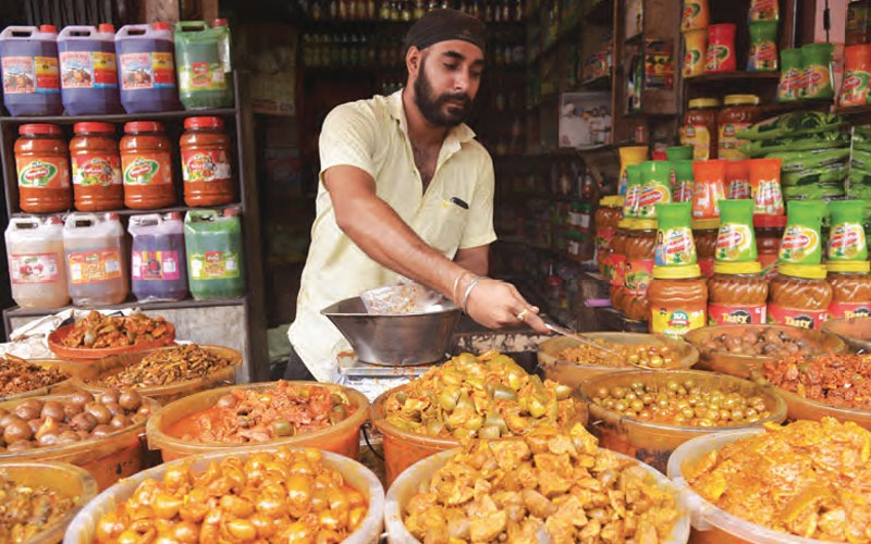 Amritsar Food