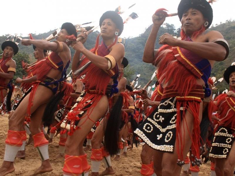 Arunachal tribes