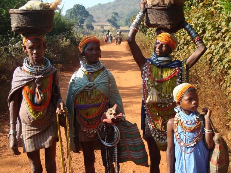 Bonda tribes, orissa