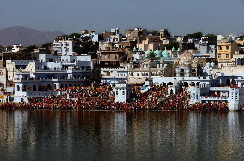 Brambha-Temple-Pushkar