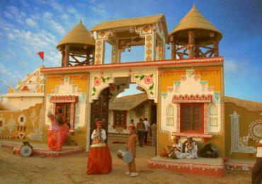Chokhi Dani Jaipur