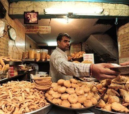 Delhi Old market