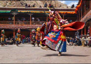 Hemis Festival Dance