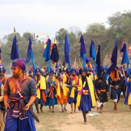 Hola Mohalla festival