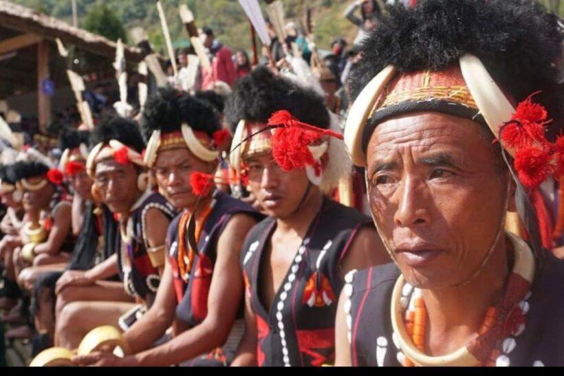 Hornbill Festival, Nagaland 01