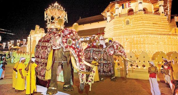 Kandy festival 01, Sri Lanka