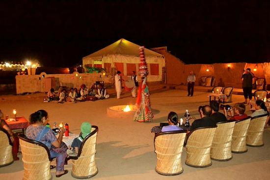 Khuri resort, jaisalmer