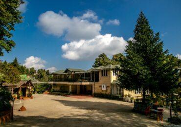 Kohima resort