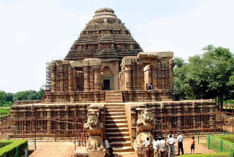 Konark Temple, Puri