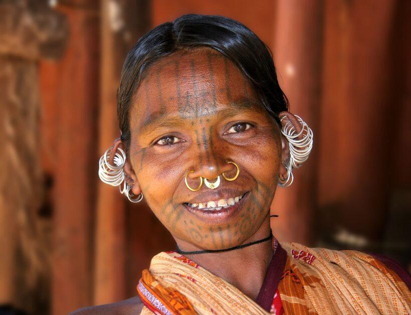 Kutia Kondh tribes, Orissa