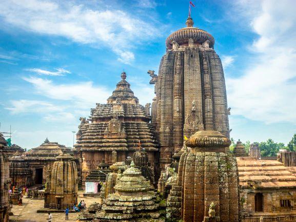 Lingaraj temple 01, Bhubaneswar