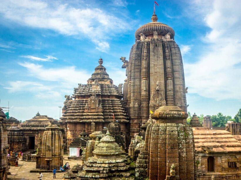 Lingaraj temple02, Bhubaneswar