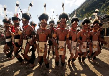 North East India Tribes
