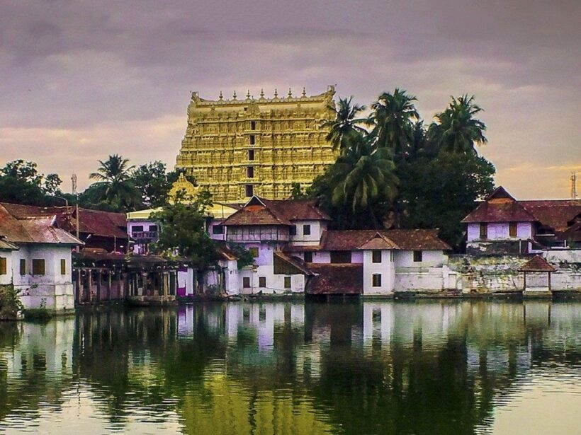 Padmanabhaswamy Temple, Kovalam