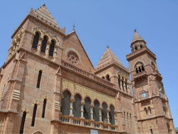 Prag Mahal, Bhuj, Gujarat