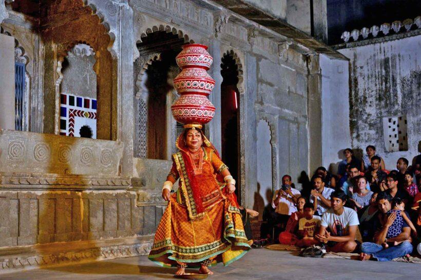 Rajasthani dance, Udaipur