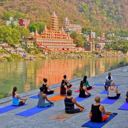 Yoga Festival, Rishikesh