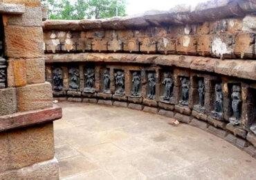 Yogini temple, Bhubaneswar