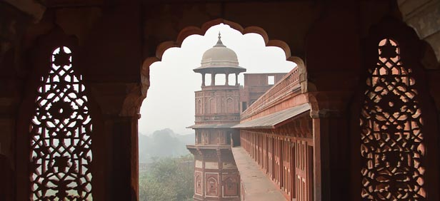 agra-fort-view