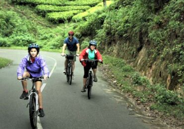 Cycling in Hill