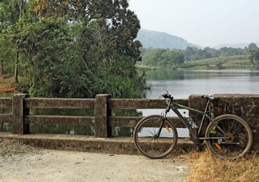 Cycling in South India