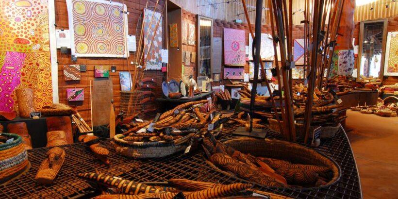 Aboriginal Art Gallery, Uluru