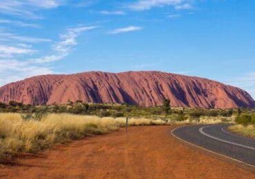 Uluru-Desert Rock