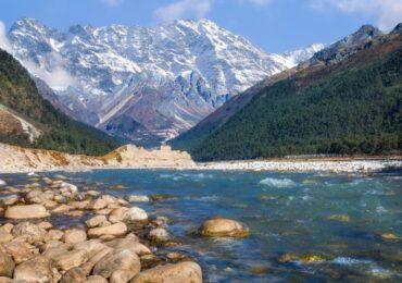 Yumthang valley, Lachung